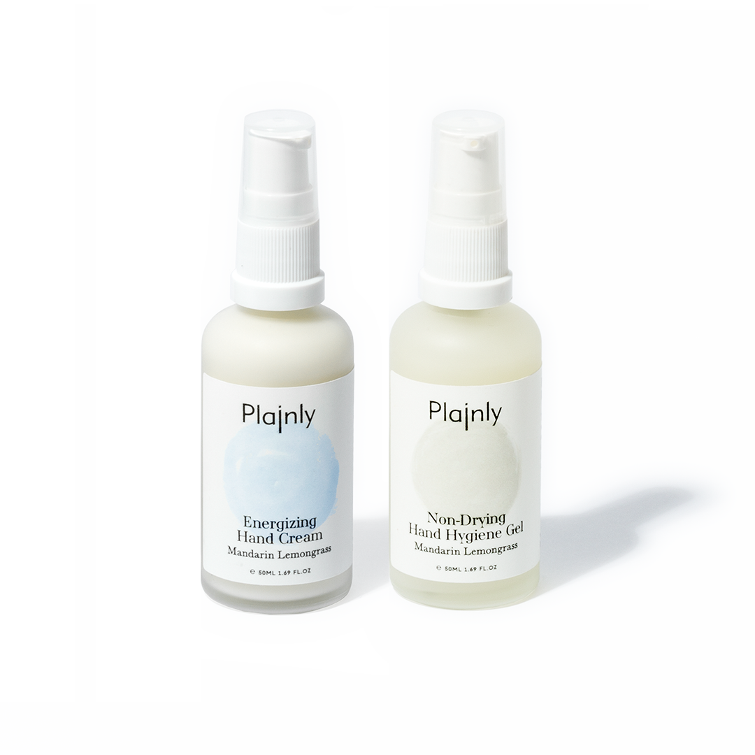 Energizing Duo for the Hands - Plainly